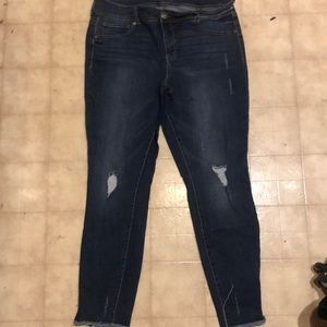 MAURICES SIZE 18 JEGGINGS